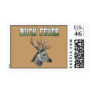 Buck Fever Stamps