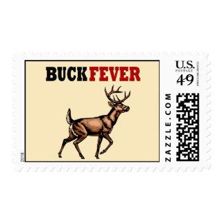 BUCK FEVER POSTAGE