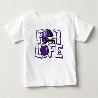 Buck Football For Life Baby T-Shirt