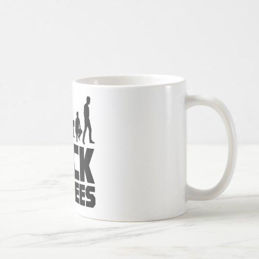 Buck Furpees -- Burpees Fitness Coffee Mug