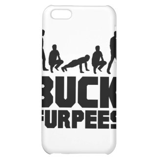 Buck Furpees -- Burpees Fitness iPhone 5C Cases