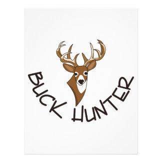 Buck Hunter Letterhead