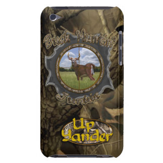 Buck Huntin' Junkie Barely There iPod Case