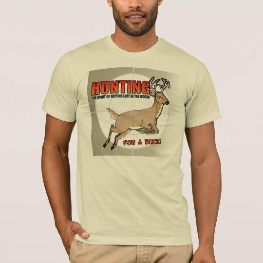 Buck Hunting T-Shirt