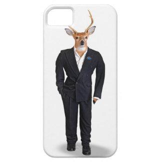Buck in a tux iPhone SE/5/5s case