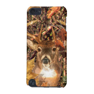 Buck in Camo White Tail Deer iPod Touch (5th Generation) Covers