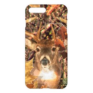 Buck in Camo White Tail Deer iPhone 8 Plus/7 Plus Case