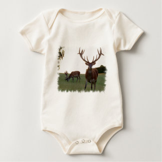 Buck  Infant Bodysuits