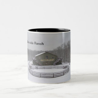 Buck Inn Winter Mug