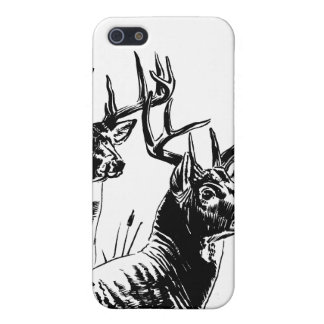 BUCK iPhone SE/5/5s COVER