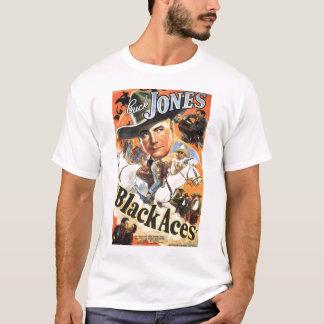Buck Jones 1937 vintage movie ad T-shirt
