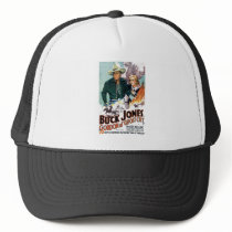Buck Jones - Gordon of Ghost City Trucker Hat