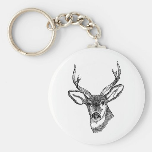 Buck Key chain