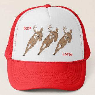 Buck Lotto Trucker Hat