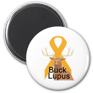 Buck Lupus Magnet