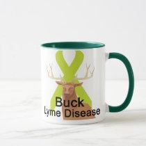 Buck Lyme-Disease Mug