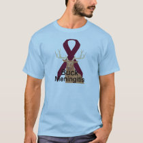 Buck Meningitis Shirt