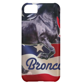 Buck Mitt— I Support Bronco Bama! Case For iPhone 5C