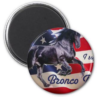 Buck Mitt— I Support Bronco Bama! Magnet