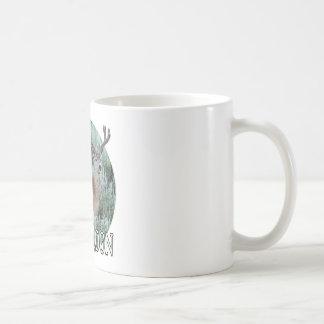Buck moon coffee mug