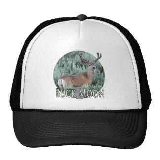 Buck moon hats