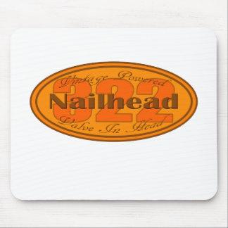 Buck nailhead 322 mouse pad