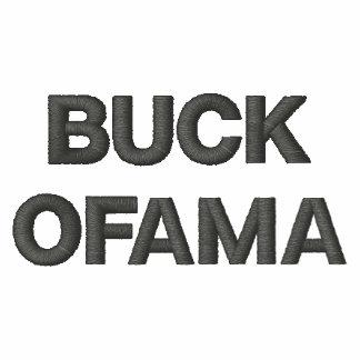 Buck Ofama Embroidered Shirt