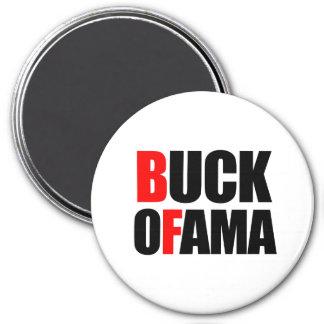 BUCK OFAMA FRIDGE MAGNET
