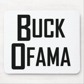 Buck Ofama Mouse Pads