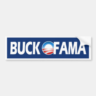 Buck Ofama - Obama Bumper Sticker
