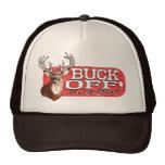 Buck Off Trucker Hat
