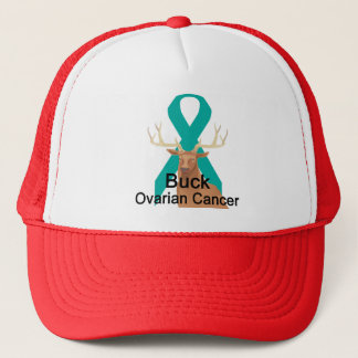 Buck Ovarian-Cancer Hat