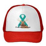 Buck Ovarian-Cancer Hat