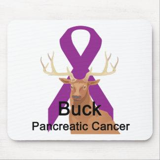 Buck Pancreatic-Cancer Mousepad