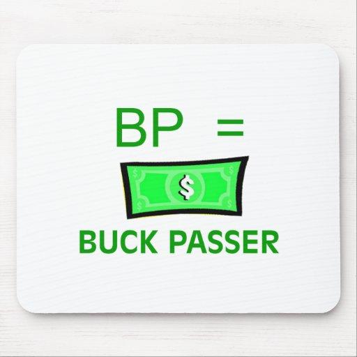 BUCK PASSER MOUSEPADS
