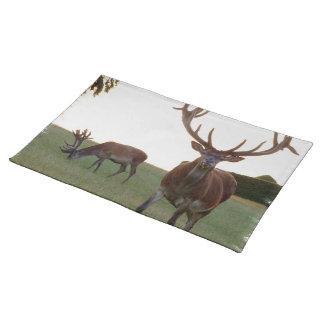Buck Placemat Cloth Place Mat