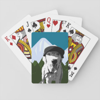 Buck Playing Cards