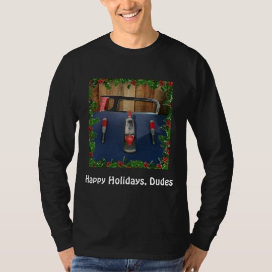 Buck Rogers Millers Falls 1950s Tools Holiday T-Shirt