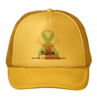 Buck Sexually-Transmitted-Diseases Hat