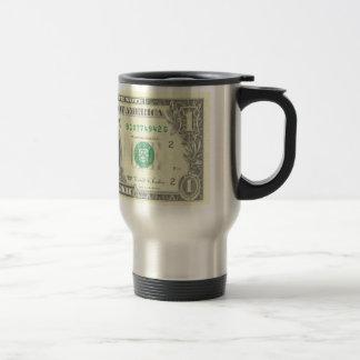 Buck Stops Here - Travel Mug