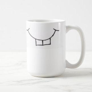 Buck-Tooth Smile Mug