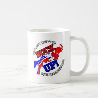 Buck_UP_B Coffee Mug