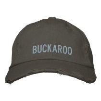 Buckaroo Cap