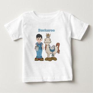 Buckaroo Cowboy Baby T-Shirt
