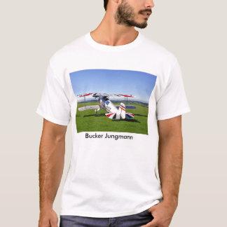 Bucker Jungmann Bi-plane T-Shirt