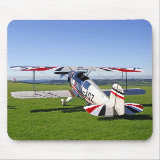 Bucker Jungmann German Bi-plane Mousepad