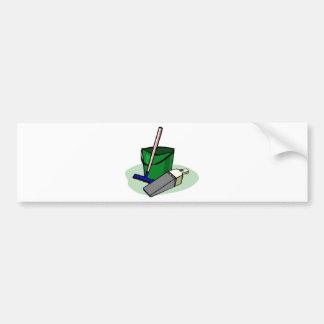 bucket-3032 bumper sticker