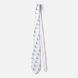 Bucket And Mop Neck Tie