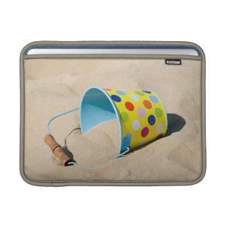 Bucket And Sand MacBook Air Sleeve