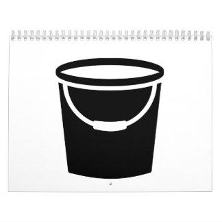 Bucket Calendar